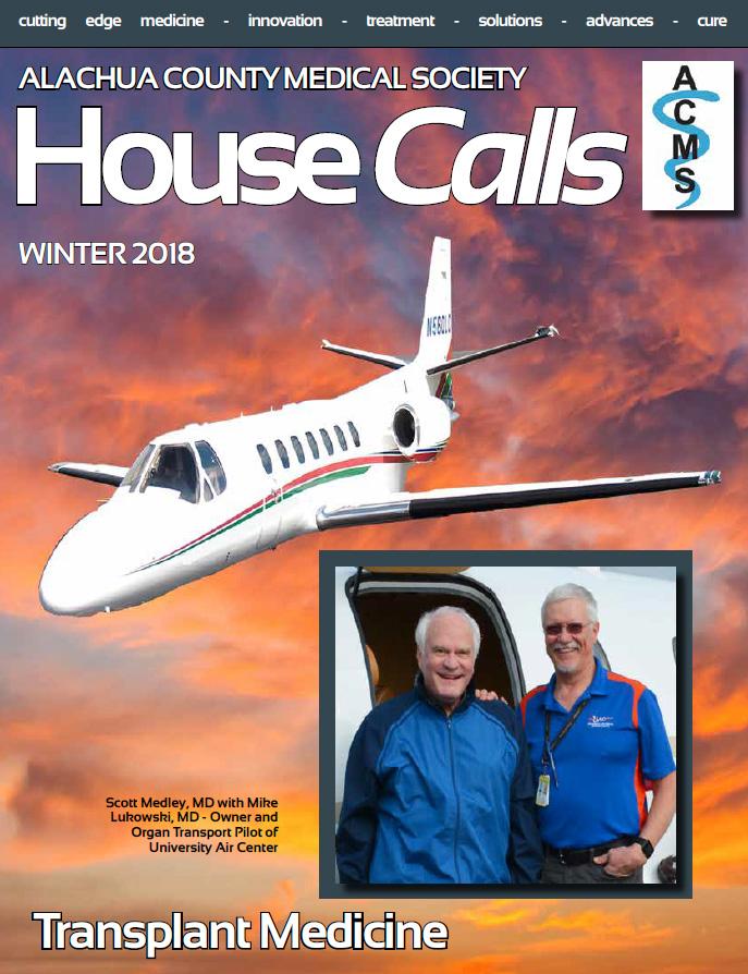 Winter 2018 addition of House Calls Magazine