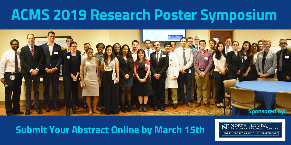 2019 Research Poster Symposium