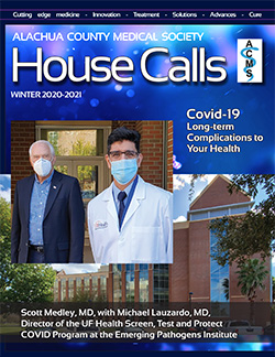 HouseCalls Winter 2021 cover